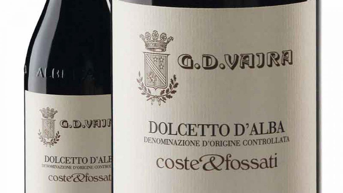 Tisdagen den 18:e augusti lanseras Dolcetto d'Alba Coste&Fossati 2018 G.D. Vajra!