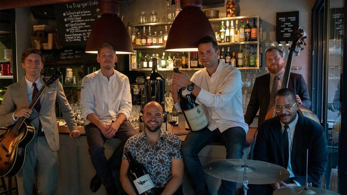 Bar Etable lanserar ett torsdagskoncept – Jazz au vin