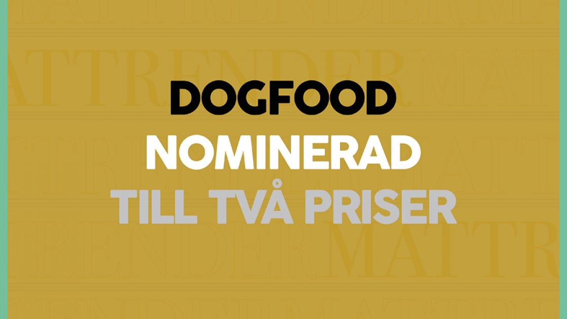 Dogfood.Nominerade.Mattrender.2019