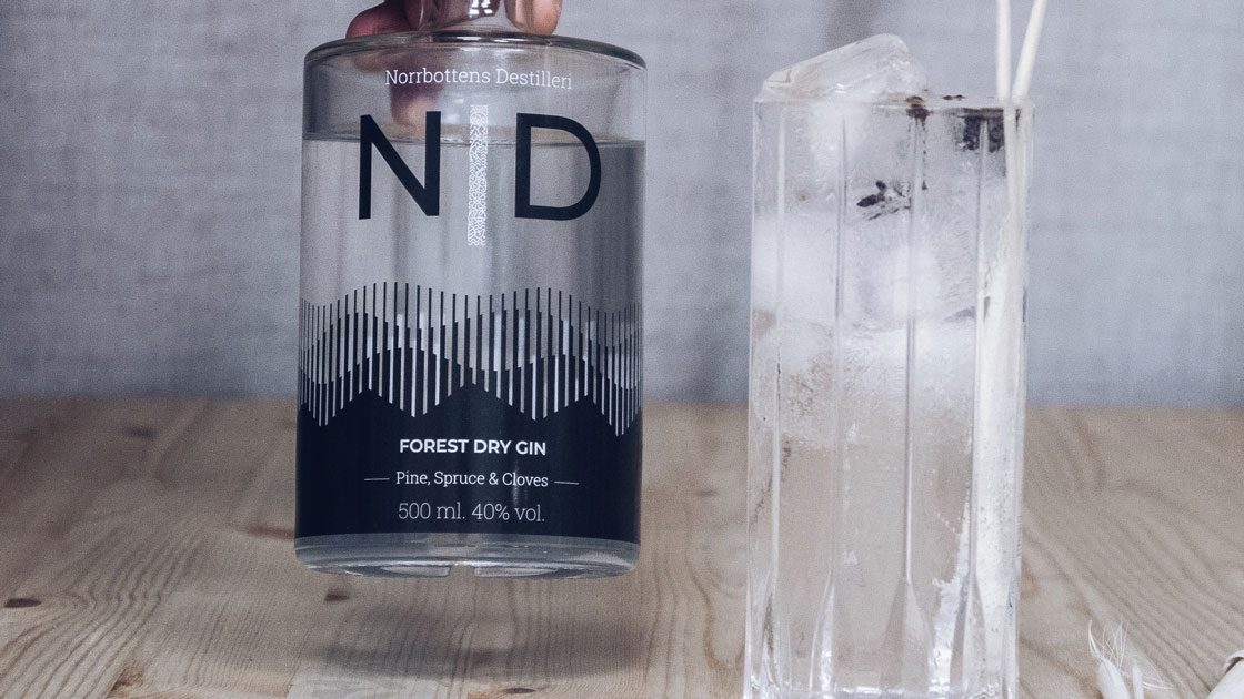 Forest Gin & Tonic