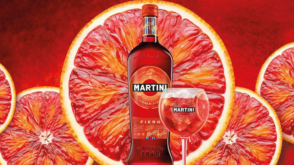 Martini Fiero kommer till Sverige – ny drink ska utmana spritzfavoriterna