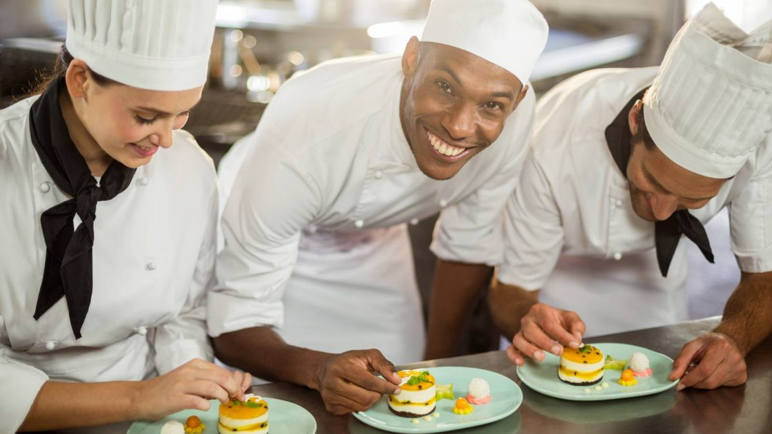 Fortsatt hog omsattning for restauranger