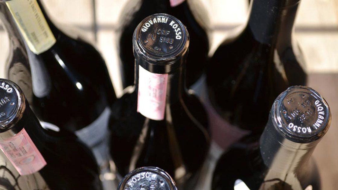 Poängtunga cru-viner från Giovanni Rosso med lansering i juni
