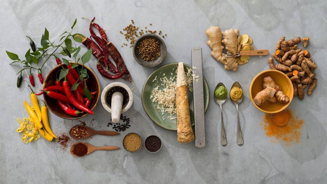 Hetta ar arets smak 2019 Nu ska det bli peppar, chilipeppar, rhizomer och brassicaceae