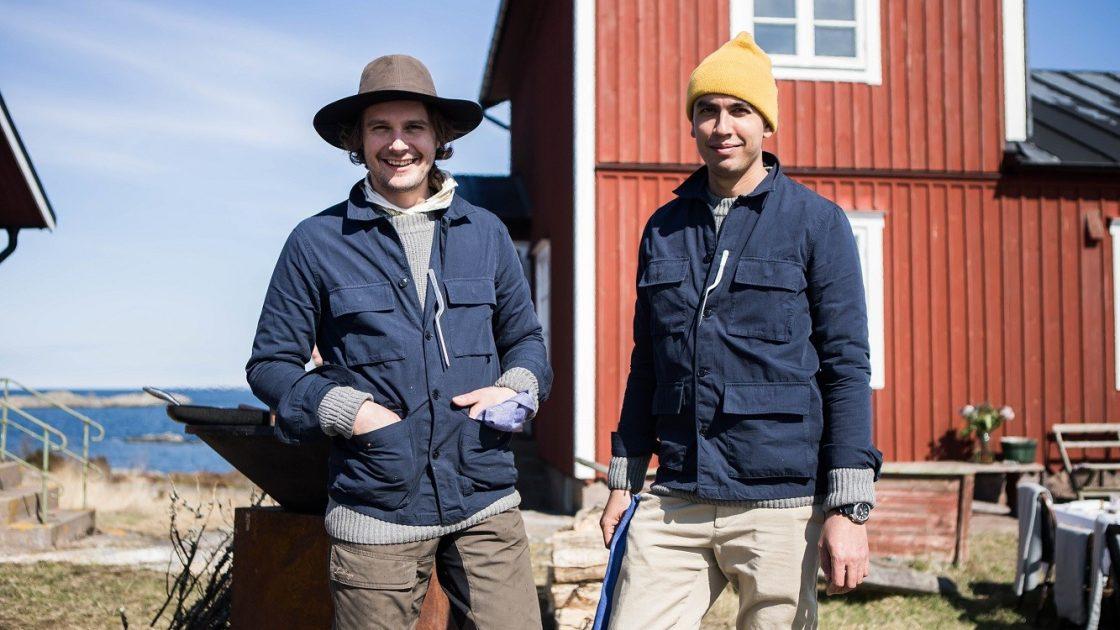 Kockarna Filip Fasten och Joel Ahlin oppnar nya restauranger mitt i naturen