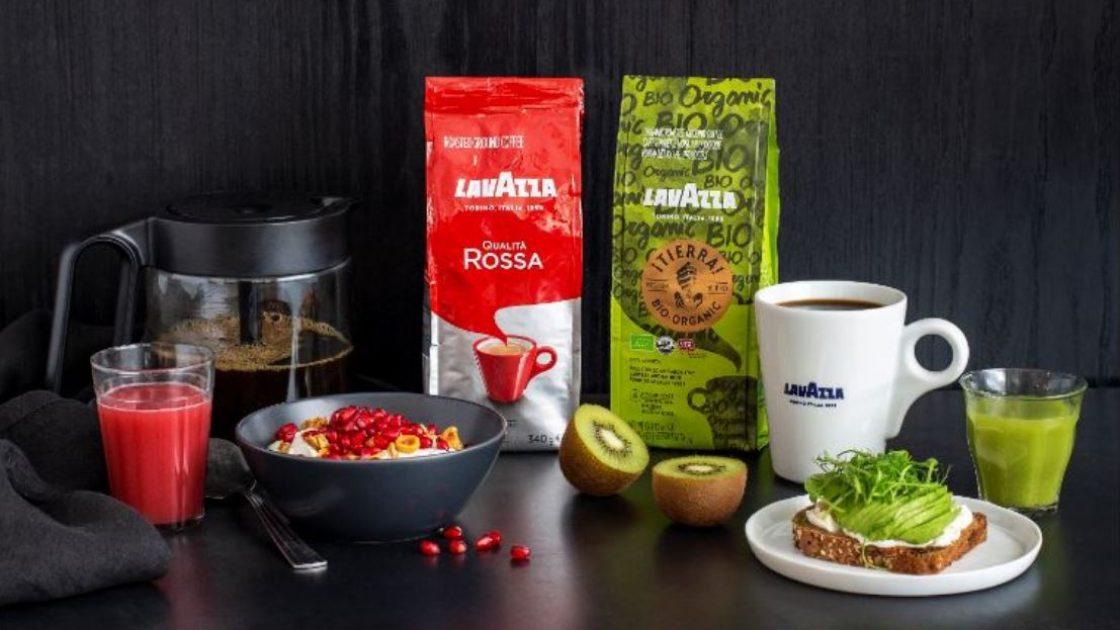 Lavazza lanserar bryggkaffe for finsmakaren