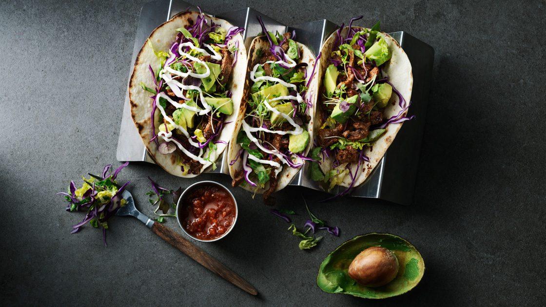 """Tacos till nya nivåer med """"Next Mex"""""""