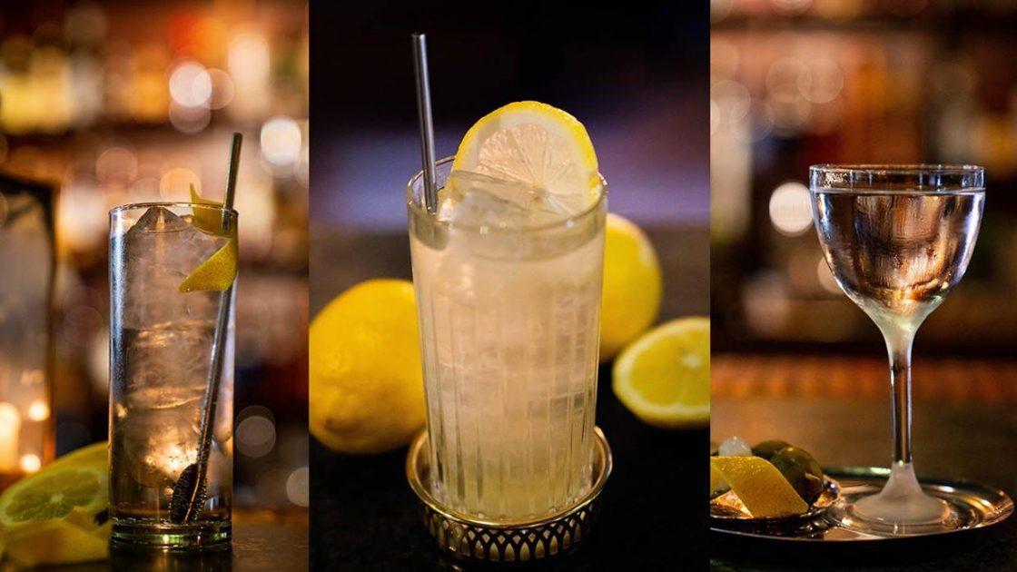 Trendiga vodkadrinkar recept till hosten fran Grey Goose Vodka