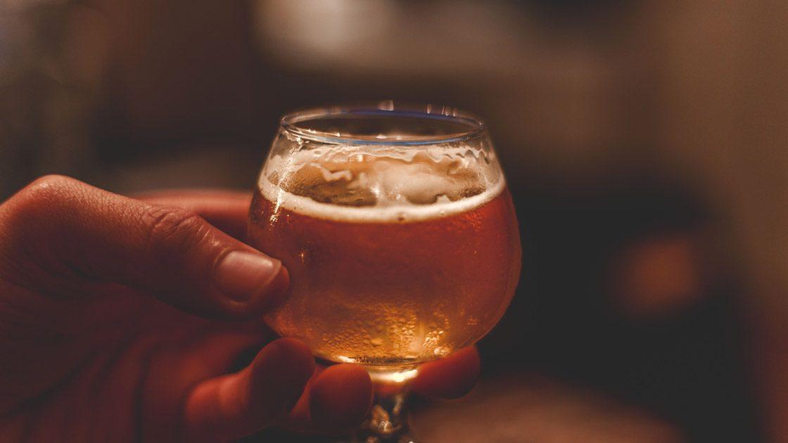 Spännande holländskt bryggeri tar plats på Systembolaget