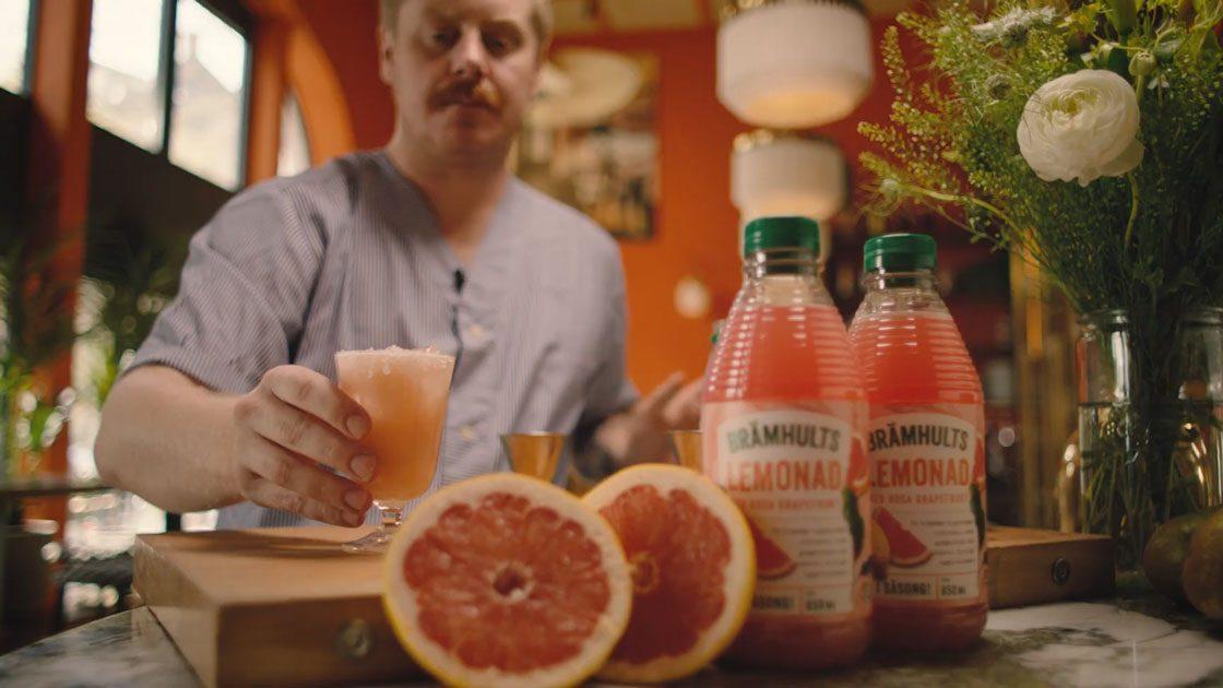 Lemonade Moment Rosa Grapefrukt