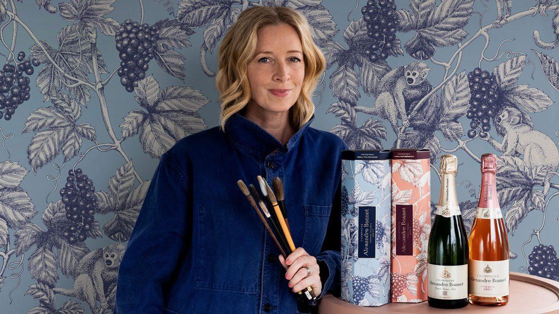 Emma von Brömssen - årets designer för Alexandre Bonnet