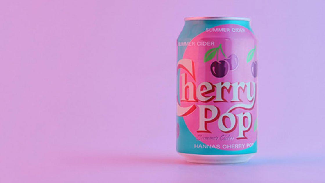 Cherry Pop – en sommarnyhet på Systembolaget