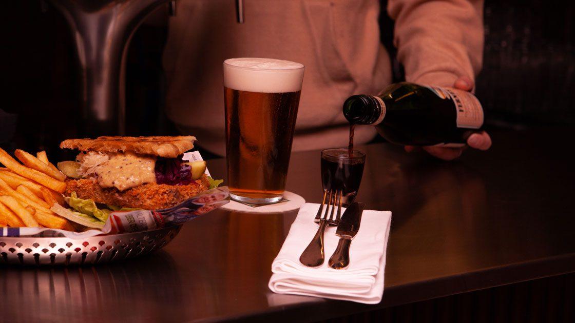 EROS - kärleksaffären mellan Restaurang Liebling & Paradiso öppnar sin varma famn fredag den 15/10