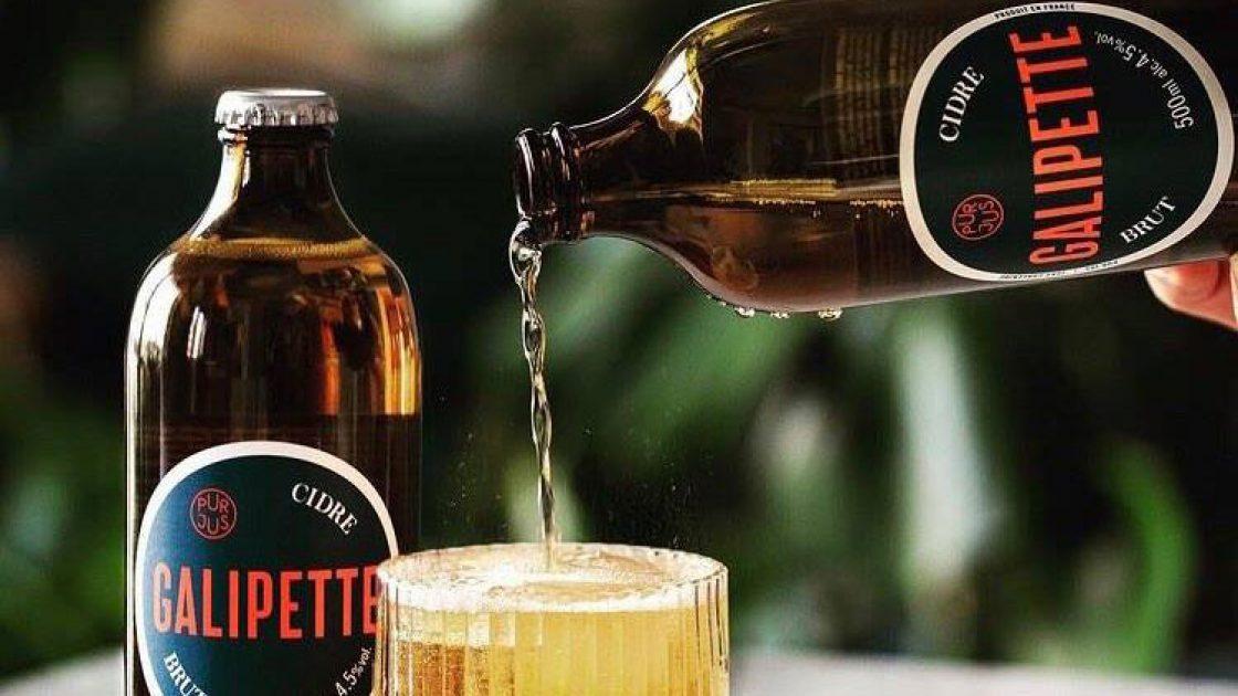 Fira Internationella Ciderdagen den 3 juni med den franska hantverkscidern Galipette