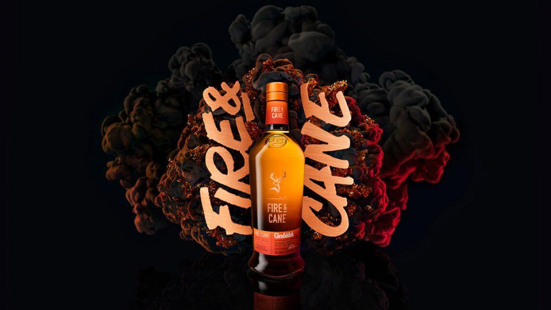 Glenfiddich Fire & Cane - rökig whisky lagrad på romfat
