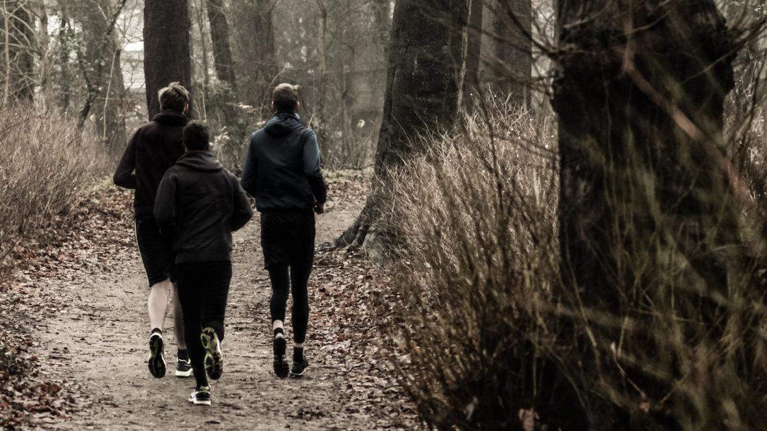 Löpning för hälsa och välgörenhet