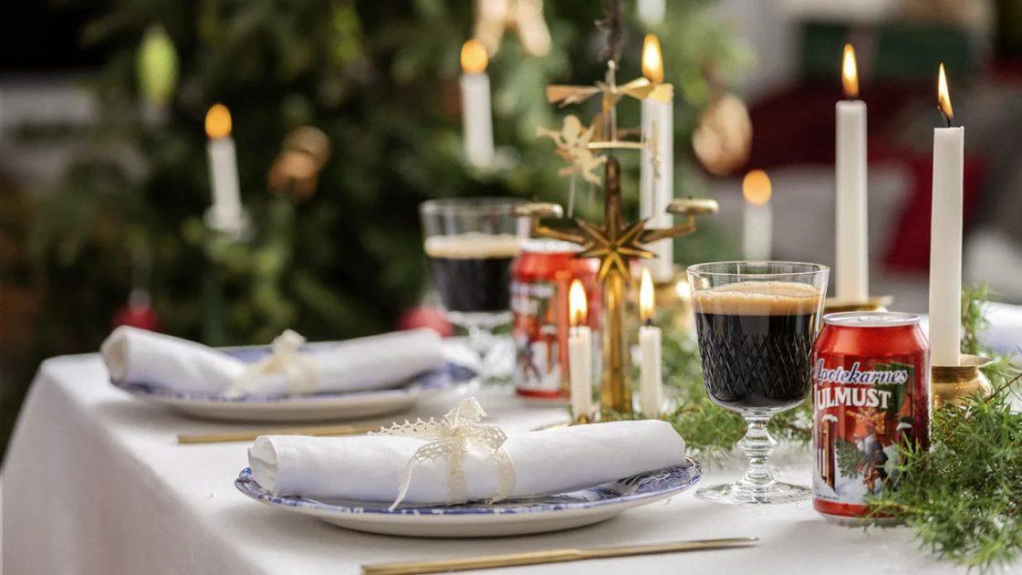 4 av 10 svenskar firar alkoholfri julafton, julmust är favoritdrycken