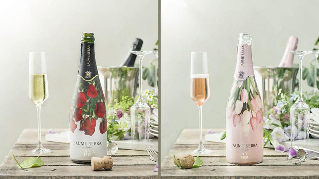 Säg det med rosor – Jaume Serra Rose Bouquet Cava Brut