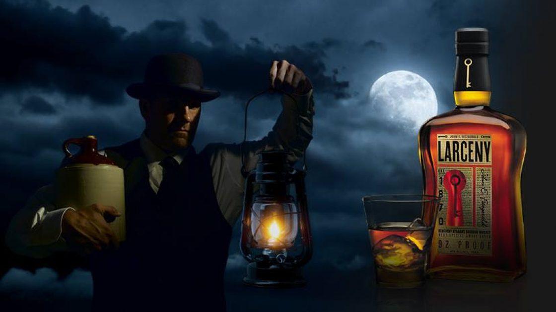 Larceny Wheated Bourbon – Nyhet på Systembolagt 1:a juni