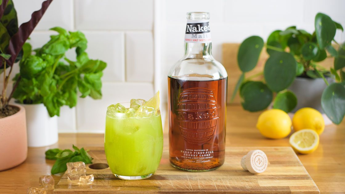 Naked Apple Sour