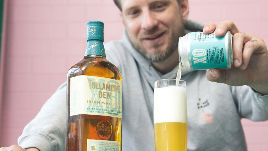 PangPang och Tullamore D.E.W. lanserar suröl lagrad på whiskeyfat